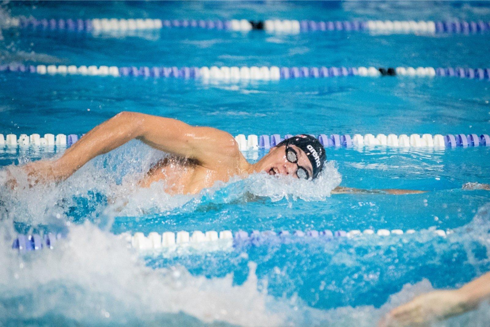 Eesti ujuja Ralf Tribuntsov püstitas mastersite klassis maailmarekordi: