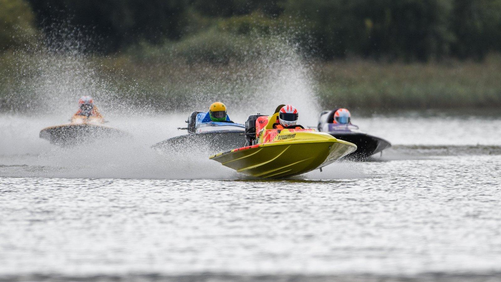 Harku järvel selgusid Tallinn Openi võitjad