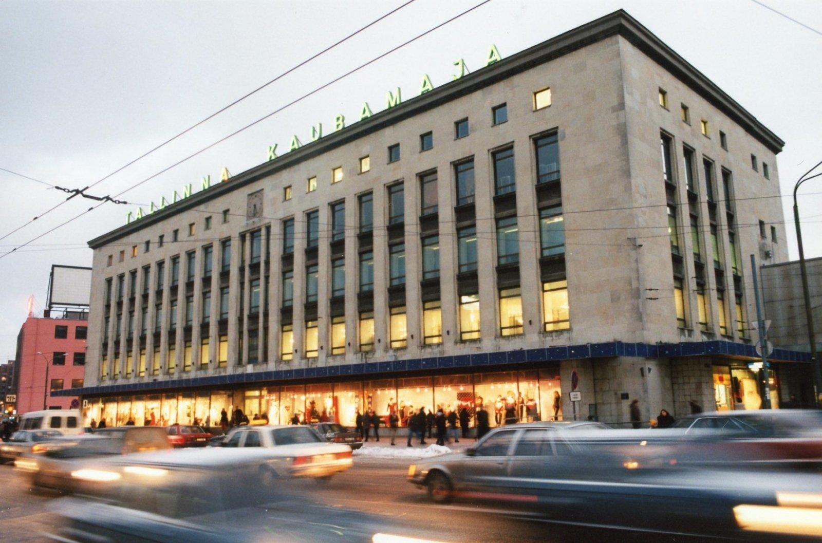 KROONIAJA MILJONÄRID | Kuidas ärimehed Tallinna Kaubamaja ostuks raha kokku panid