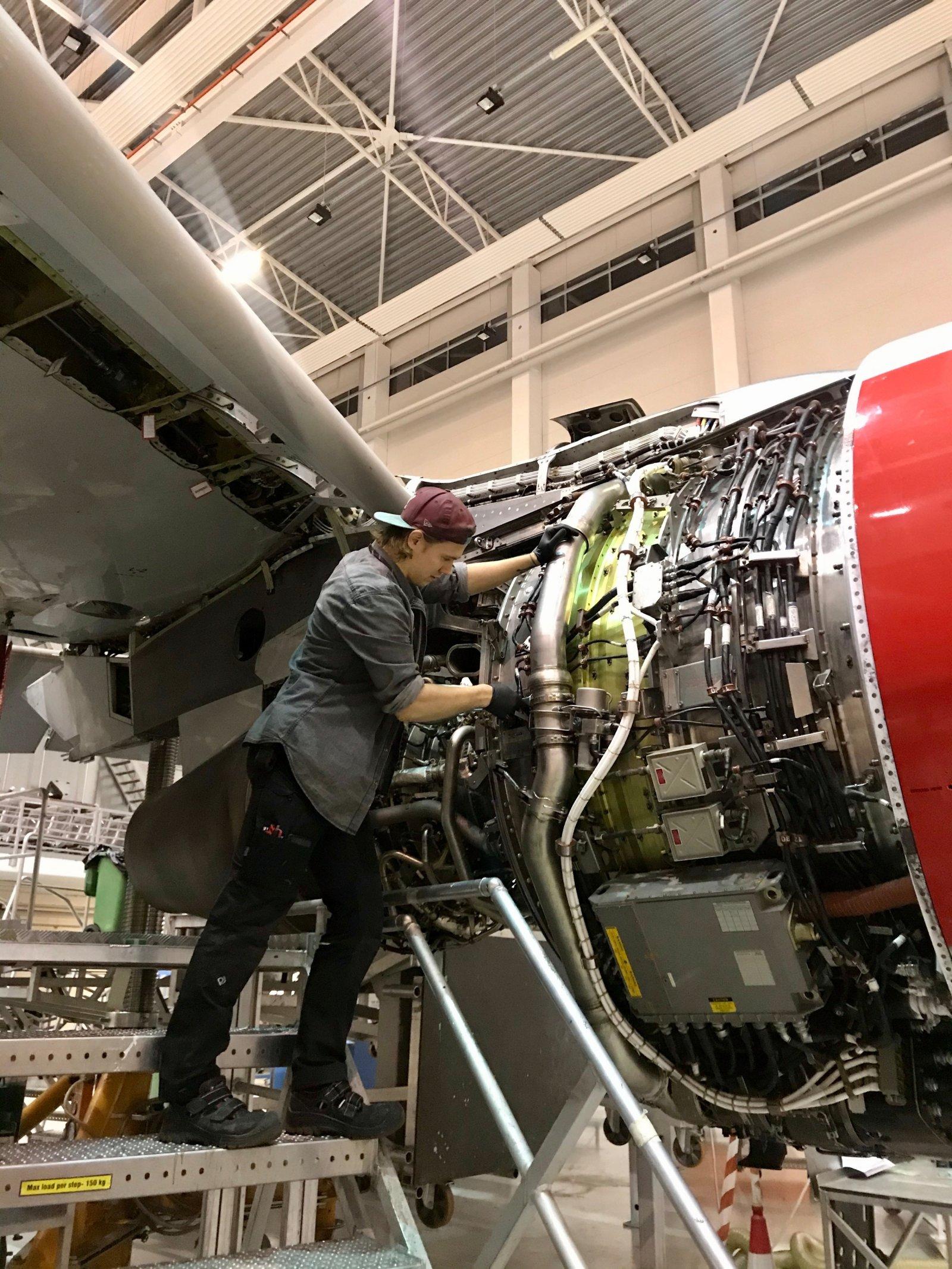 Järgmine Eesti ettevõte läheb sama teed, mis Cleveron:  ka Magnetic MRO hakkab taas ise lennumehhaanikuid välja koolitama