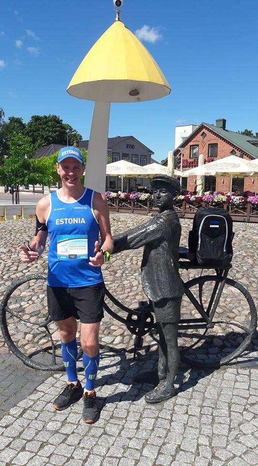 Võidupüha maratoni ja Pärnu Suvejooksu läbis 999 virtuaaljooksjat ja -kõndijat: