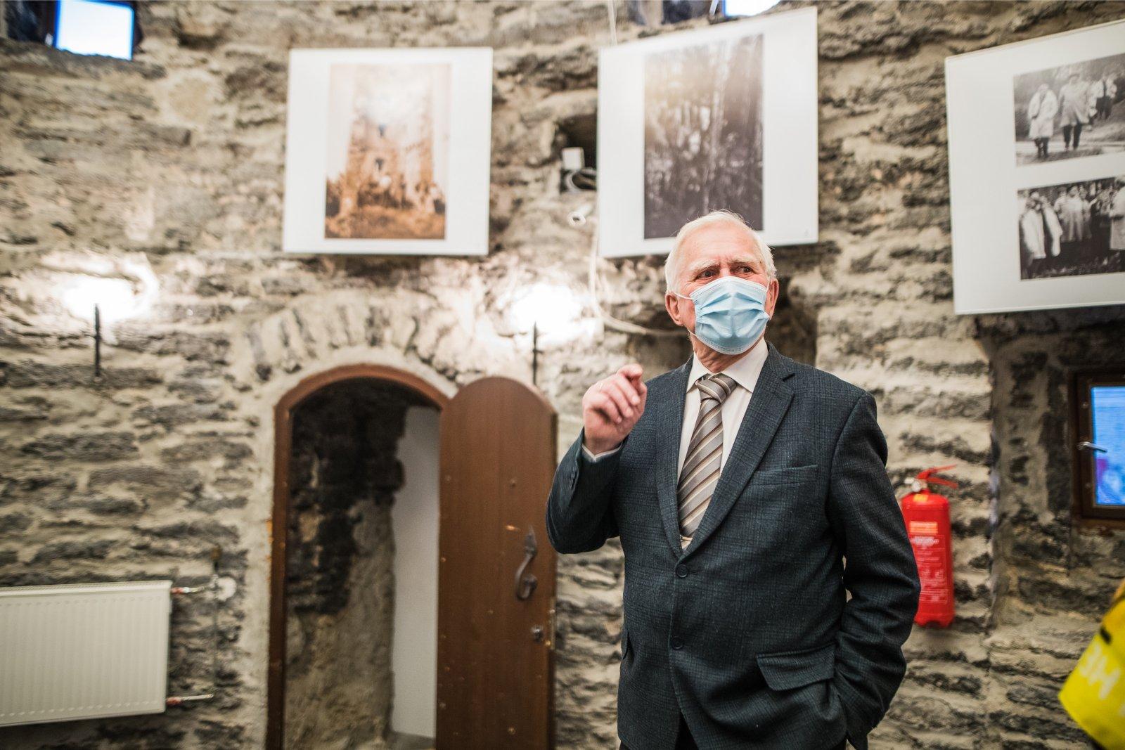 FOTOD | Eesti Teatri- ja Muusikamuuseumis avati näitus Voldemar Panso kirest looduse vastu: